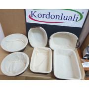 Ekmet Sepeti Plastik Hasır 6 Adet