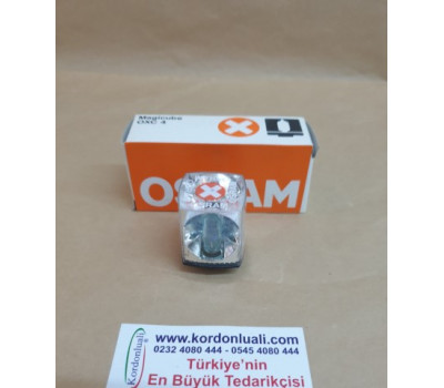 Osram Oxc 4 Fotoğraf Makinesi Küp Flaş Ampülü 3 Ad