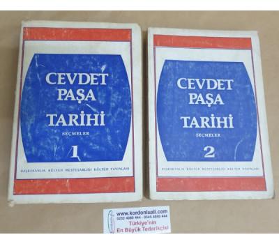 Cevdet Paşa Tarihi 1 Ve 2 Cilt 1973 2 Kitap