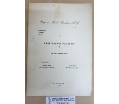 Arap - Sasani Paraları 1975