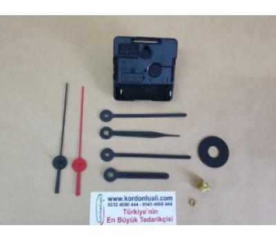 Alman Saat Mekanizması U.T.S. Quartz 16,2 mm Euroshaft