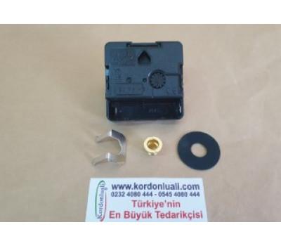 UTS Saat Mekanizması Quartz 16,2 mm Euro Shaft Alman