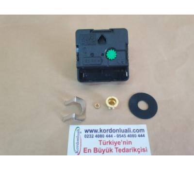 UTS Yüksek Torklu Saat Mekanizması Quartz 16,2 mm Euro Shaft Alman